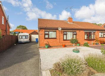 Thumbnail 2 bed semi-detached bungalow for sale in Sylvan Lea, Driffield