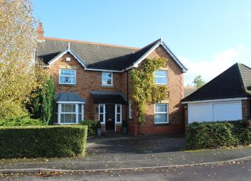 Thumbnail 5 bed detached house for sale in Newstead Road, Gloucester