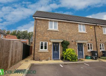 Thumbnail 2 bed end terrace house for sale in Aldermere Avenue, Cheshunt, Waltham Cross