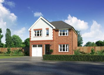 "Thumbnail 4 bed detached house for sale in ""Carlton"" At Scotchbarn Lane, Prescot L34, Prescot,"