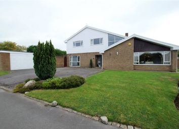 Thumbnail 4 bed detached house for sale in Okebourne Park, Liden, Swindon, Wiltshire