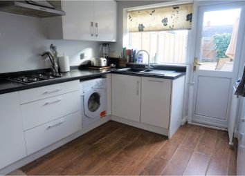 Thumbnail 2 bedroom terraced house for sale in King Street, Leicester