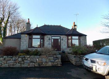 Thumbnail 3 bed bungalow for sale in Station Terrace, Longside, Peterhead