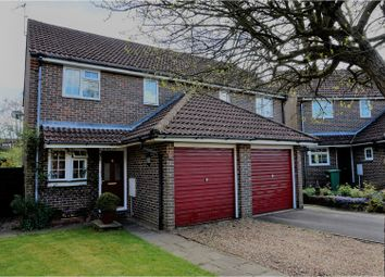Thumbnail 3 bed semi-detached house for sale in Longmead, Liss