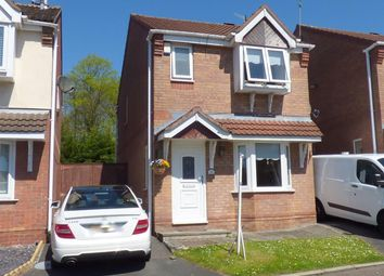 Thumbnail 3 bed detached house for sale in Newark Close, Huyton, Liverpool