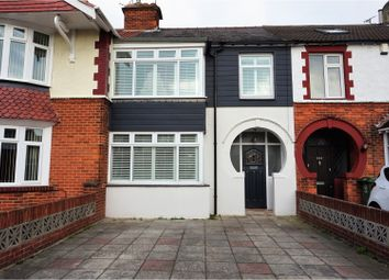 Thumbnail 3 bed terraced house for sale in Hawthorn Crescent, Portsmouth