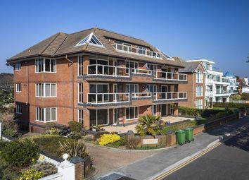 Thumbnail 3 bed flat for sale in Cliff Drive, Canford Cliffs, Poole