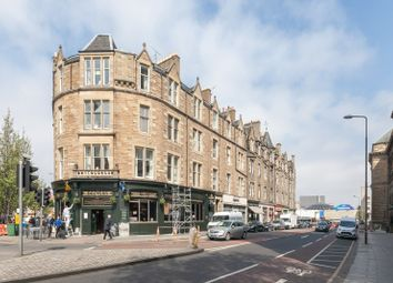 Thumbnail 2 bedroom flat for sale in Teviot Place, Edinburgh
