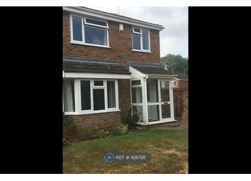 Thumbnail 3 bed terraced house to rent in Fox Way, Buckingham