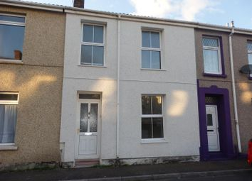 Thumbnail 3 bed terraced house for sale in Wern Road, Llanelli