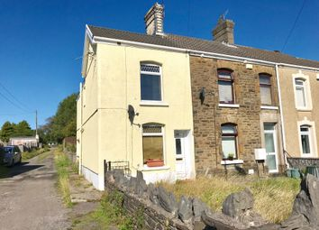 Thumbnail 2 bed end terrace house for sale in Frederick Place, Llansamlet, Swansea