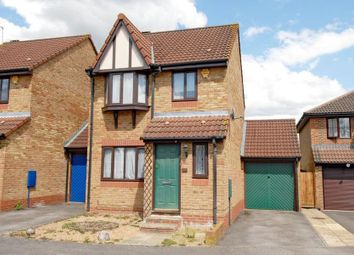 Thumbnail 3 bedroom link-detached house to rent in Regent Close, Lower Earley, Reading