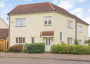 Thumbnail 4 bed semi-detached house for sale in Scott Avenue, Canterbury