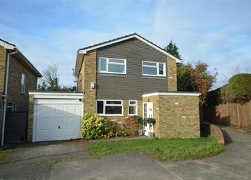 Thumbnail 4 bed detached house for sale in Nursery Close, Frimley Green, Surrey