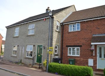 Thumbnail 3 bed terraced house for sale in Elborough Gardens, Elborough, Weston-Super-Mare