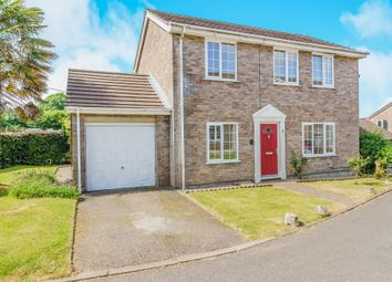 Thumbnail 3 bed detached house for sale in Geffery Close, Landrake, Saltash