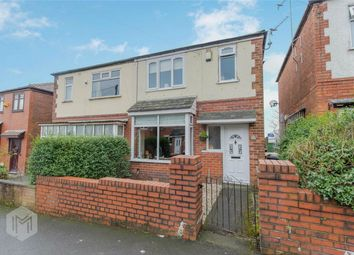 Thumbnail 3 bedroom terraced house for sale in Stanley Road, Heaton, Bolton, Lancashire