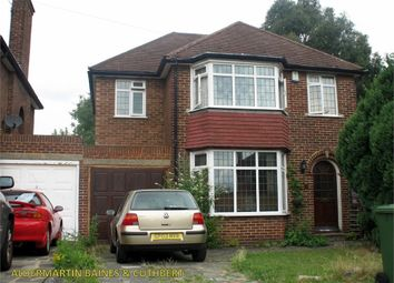 Thumbnail 4 bed detached house to rent in Maychurch Close, Stanmore, Middlesex