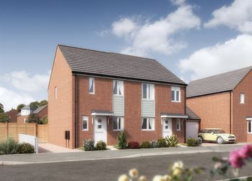 Thumbnail 2 bed semi-detached house for sale in Dial Lane, Harvills Grange, West Bromwich