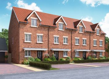 "Thumbnail 3 bed end terrace house for sale in ""The Stowe"" at Bromham Road, Bedford"