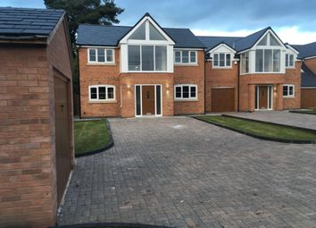 Thumbnail 4 bed detached house for sale in Alpraham, Tarporley