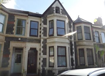 Thumbnail 2 bed property to rent in Talbot Street, Canton, Cardiff