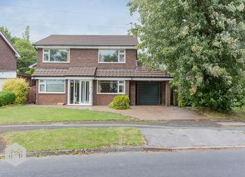 Thumbnail 4 bed detached house for sale in Grange Park Road, Bromley Cross, Bolton
