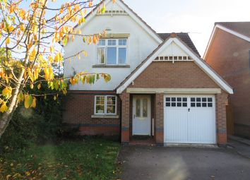 Thumbnail 3 bed detached house for sale in Hobhouse Close, Great Barr, Birmingham