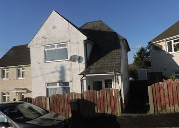 Thumbnail 3 bed semi-detached house for sale in Crescent Road, Gwaun Cae Gurwen, Ammanford