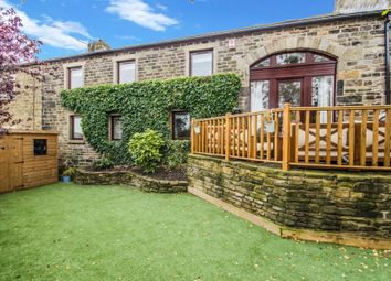 Thumbnail 4 bed barn conversion for sale in Sycamore Green, Lower Cumberworth, Huddersfield