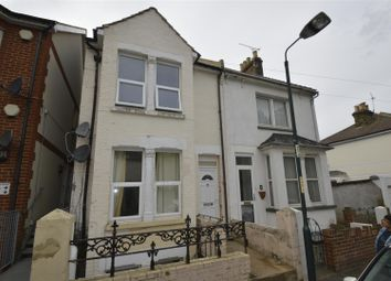 Thumbnail 5 bed end terrace house for sale in Purbeck Road, Chatham