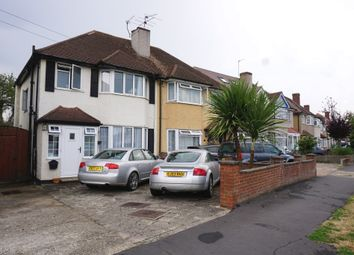 Poole Road, West Ewell, Epsom KT19. 3 bed semi-detached house