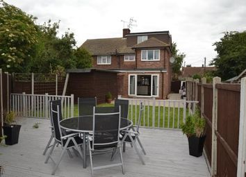 Thumbnail Semi-detached house for sale in Sandon, Chelmsford, Essex