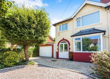 Thumbnail 2 bed semi-detached house for sale in Blackpool Old Road, Blackpool