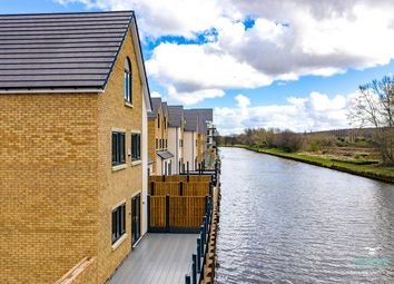 3 bed town house for sale in Plot 1 The Embankment, Scholeys Wharf, Off Leach Lane, Mexborough S64