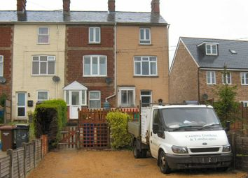 Thumbnail 3 bed town house to rent in Burton End, Haverhill, Suffolk