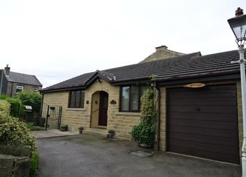 Thumbnail 2 bedroom detached bungalow for sale in Fisher Green, Honley, Holmfirth