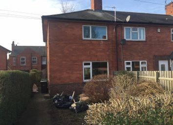 Thumbnail 3 bed terraced house for sale in Laurie Close, Forest Fields, Nottingham
