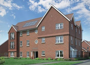 "Thumbnail 2 bed flat for sale in ""Sandpiper Court"" at Reigate Road, Hookwood, Horley"