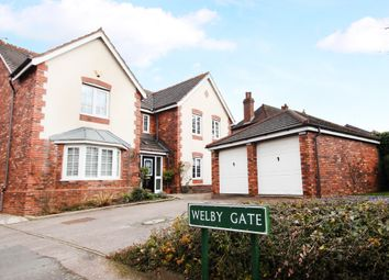 Thumbnail 5 bed detached house for sale in Welby Gate, Balsall Common, Coventry