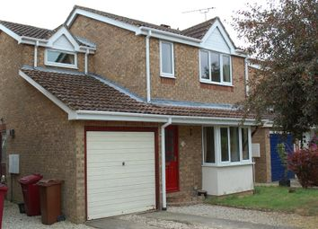 Thumbnail 3 bed detached house for sale in Coxs Court, Hibaldstow, Brigg