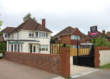 Thumbnail 4 bed detached house for sale in Holtspur Top Lane, Beaconsfield