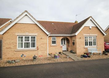 Thumbnail 3 bed detached bungalow for sale in Brangehill Lane, Mepal, Ely