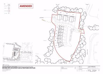 Thumbnail Land for sale in Wildfell Close, Chatham, Kent