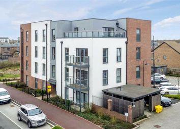 Thumbnail Flat to rent in Clarke House, Oakgrove Village, Milton Keynes, Bucks