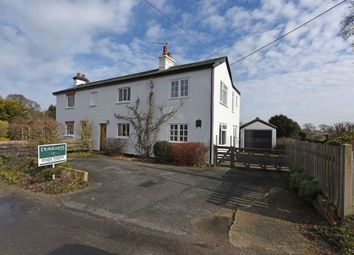 Thumbnail 3 bedroom cottage for sale in Wangford Road, Reydon, Southwold