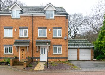 4 bed semi-detached house for sale in Pennyfield Close, Meanwood, Leeds LS6