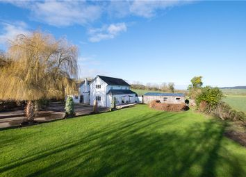 Thumbnail 5 bed detached house for sale in Portway, Burghill, Hereford