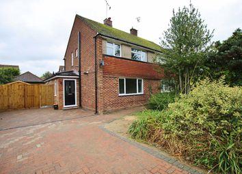 Thumbnail 3 bed property to rent in Wye Road, Borough Green, Sevenoaks