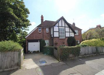 Thumbnail 3 bed detached house for sale in Linton Road, Hastings, East Sussex